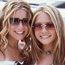 Mary-Kate & Ashley Olsen Twins